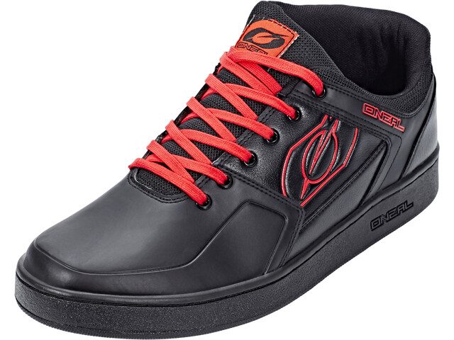 O'Neal Pinne Pro Flat Pedal Chaussures Homme, red
